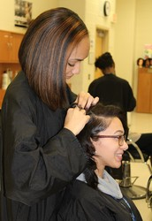 CTE Spotlight: Cosmetology at BCIT, by Danielle Hartman