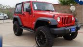 Car: 2011 Jeep Wrangler