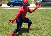 INVITE SPIDERMAN TO YOUR BIRTHDAY PARTY!!!!!