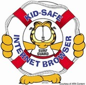 Keeping safe and away from dangers!
