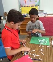 Building Straw Bridges in Building Blocks of Engineering