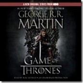Avail the George R.R. Martin's Activity of Thrones Audiobook totally free