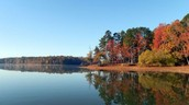 Kerr Lake State Area