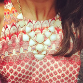 The Mosaic Statement Necklace - wear 4 ways