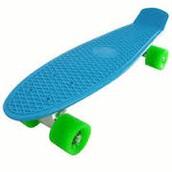 I also ride my skateboard