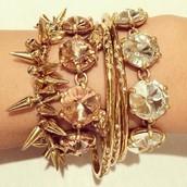 Amelie Sparkle Bracelets
