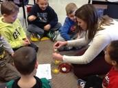 Mrs. Cohen's Kindergarten Class