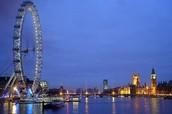 Iets over Londen