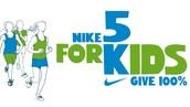 Nike gives back!