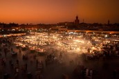 Markets in Morocco