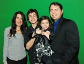Jake and his family