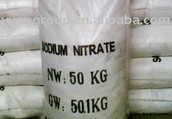Why do we need Sodium Nitrate and why is it good?