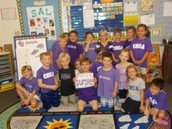 Purple Day!