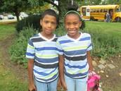 Tre and Aniyah
