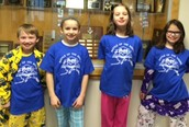 3rd and 4th Grade Battle of the Books Team