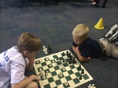 Congratulations Chess Team Members!