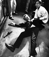 RFK After He Was Shot
