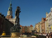 Gdansk and Poznan