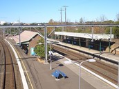 Croydon Train Station