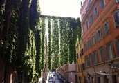 De gezellige wijk Monti.