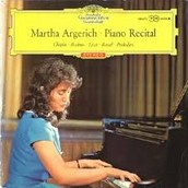 A Piano Book With Argerich on the Cover