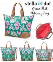 My FAVORITE Getaway Bag is on sale!