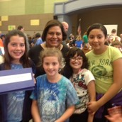 Congrats to our students and Mrs. Rolofson at the Battle of the Blue-bonnets