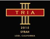 2015 Tria Syrah, Lodi, California