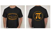 Order your T-shirts for our 2nd Annual Pi Day!