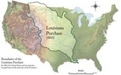 the Louisana  purchase