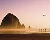 Have you  been to the Northwest's ocean resort?