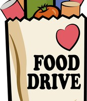 SCA Food Drive