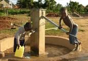 Brunnenbau in Togo