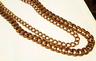 La Coco Curb Chain - gold