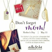 Our engravable & charm options are perfect for both moms and grads!