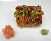 Spicy Tuna Tata