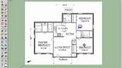 2-D Floor Plan