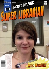 Amy Marquez, Librarian