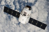 Dragon en route of ISS