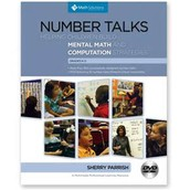 "...you do not need to have the book to do a ""Number Talk"" (click on title for more info)"