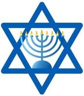 hanukkah (yes i'm jewish )