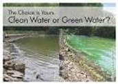 clean water to polluted water