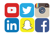 Follow the boutique on social media!