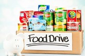 Center of Hope Food Drive