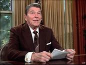 Reagan wins presidential elections