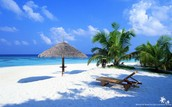 Extremely relaxing island!