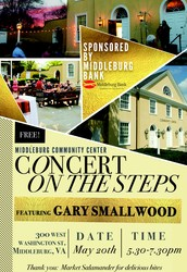 CONCERT ON THE STEPS!