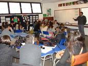 Jornada de Reflexión y Capacitación Docentes Junior School