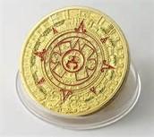 Aztec Golden Coin!