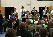 District Jazz Band